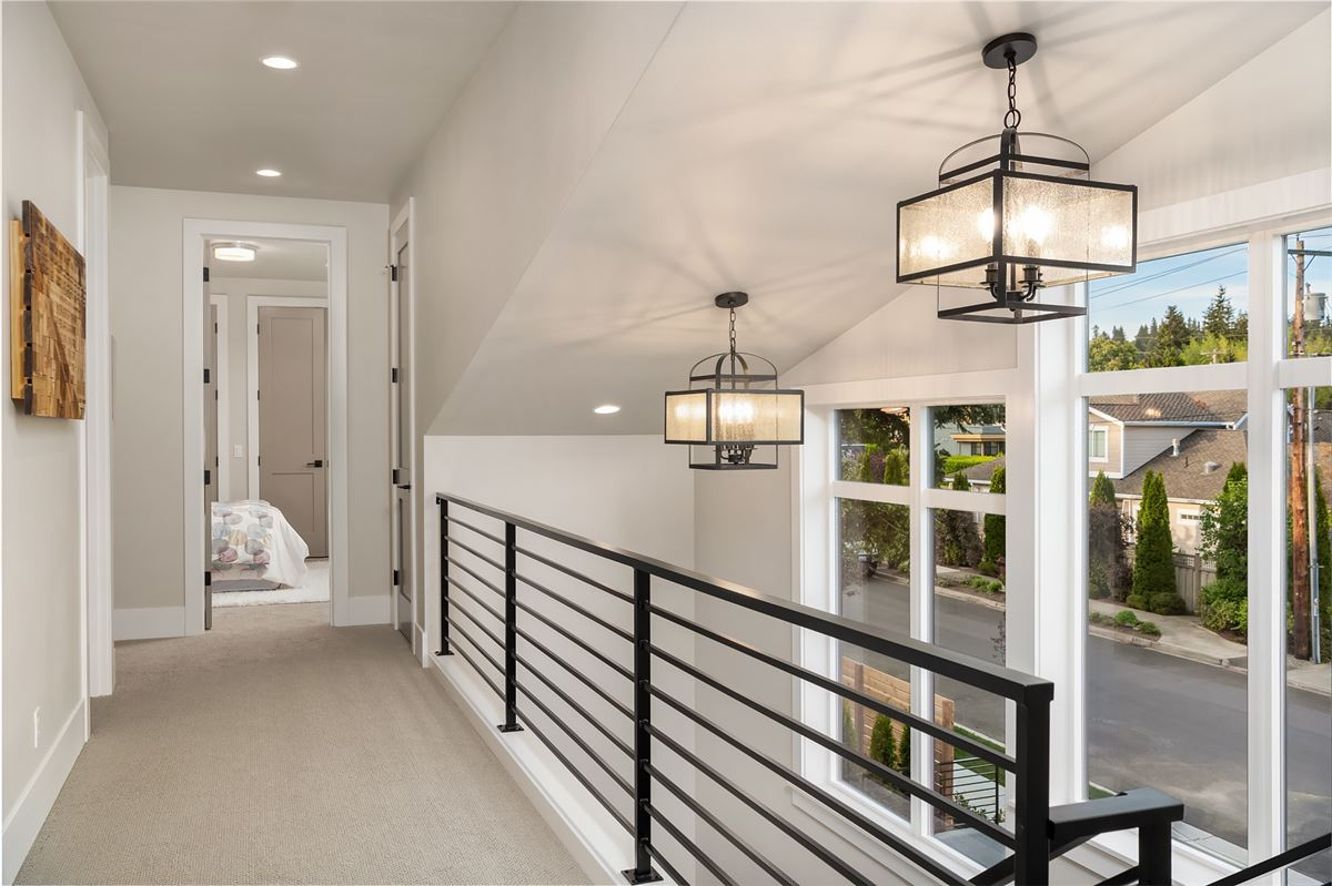 The Dawson luxury homes