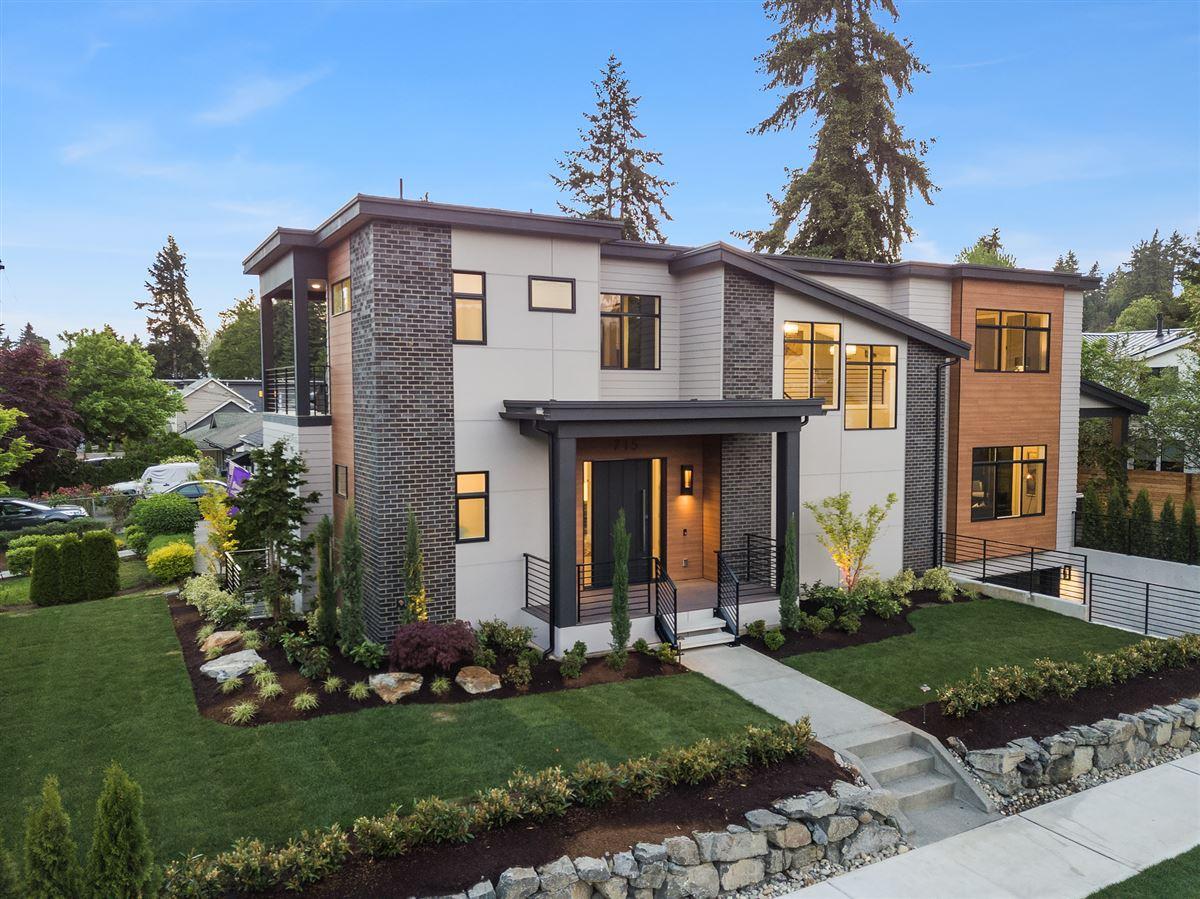 Luxury homes The Dawson
