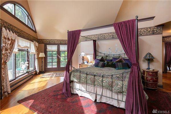 regal yet inviting home: misty ridge farm luxury properties