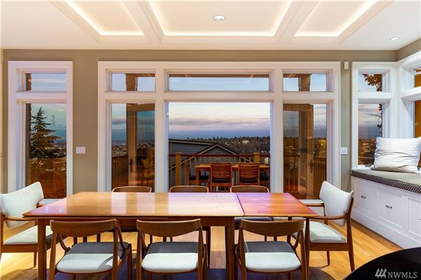 Perfection on Bigelow luxury homes
