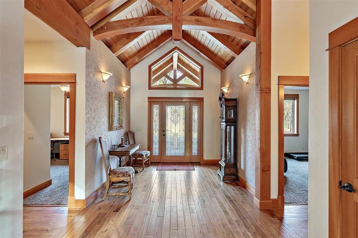 Luxury homes in Premier rural home on Big Butte Creek