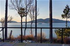 Luxury homes  Pacific Northwest Contemporary waterfront estate