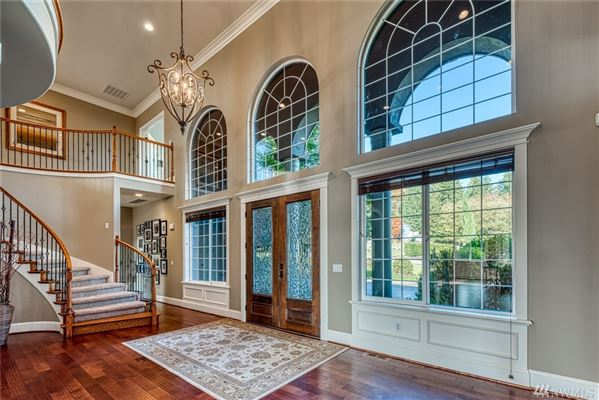 Impeccably maintained and upgraded home luxury homes