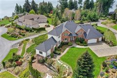premier home with views of rainier and puget sound from nearly every room luxury properties