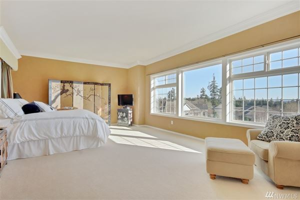 premier home with views of rainier and puget sound from nearly every room mansions