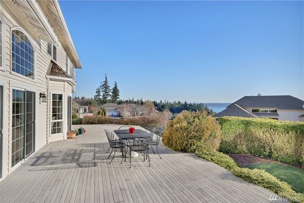premier home with views of rainier and puget sound from nearly every room luxury real estate