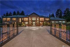 European-inspired manse mansions