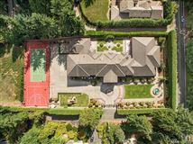 Luxury homes in European-inspired manse