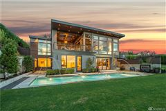 Blissfully private clyde hill home luxury real estate