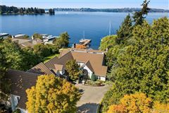 immaculately maintained waterfront Home mansions