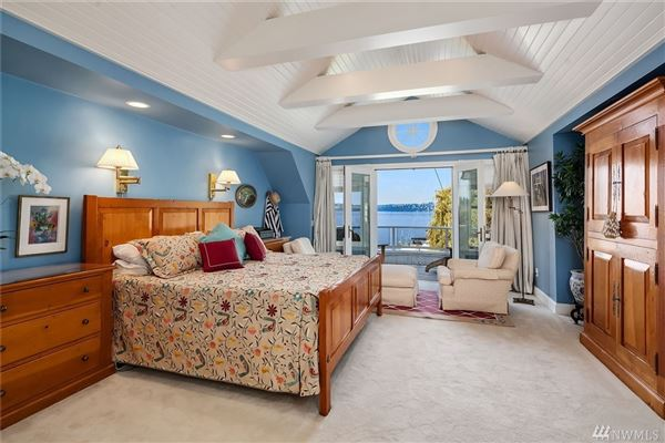 Luxury homes in  immaculately maintained waterfront Home