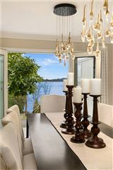 Luxury homes waterfront paradise on the prized north end