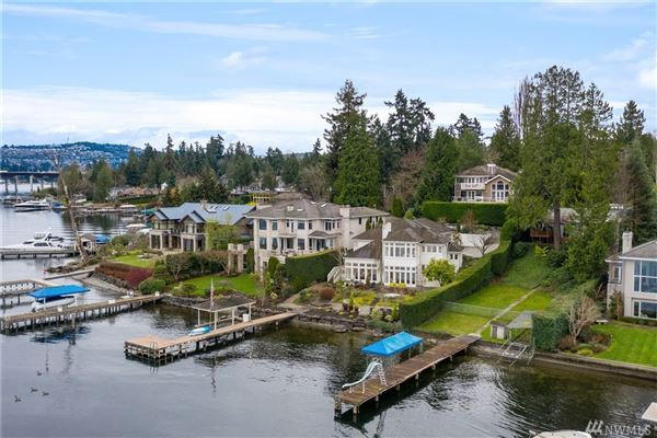 waterfront paradise on the prized north end luxury properties