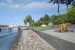 Luxury properties prime southwest-facing waterfront estate lot