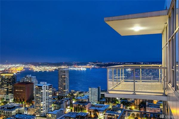 Superlative views from Insignia mansions