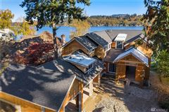 new construction Mercer Island waterfront  luxury real estate