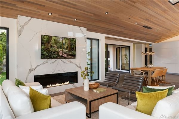 An artful pairing of modern design and contemporary architecture luxury properties