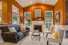 Mansions in Deluxe Northwest designer home