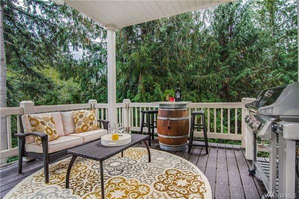 Deluxe Northwest designer home luxury real estate