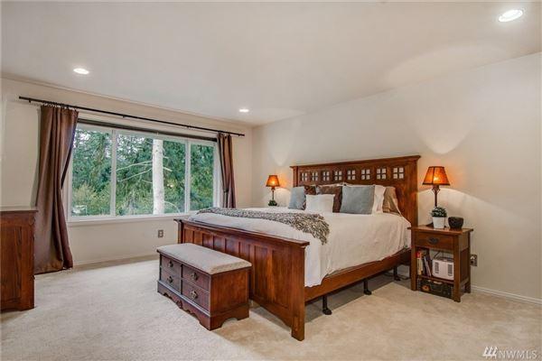 Deluxe Northwest designer home mansions
