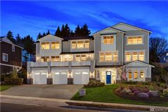 Luxury homes in stunning Belvedere modern craftsman