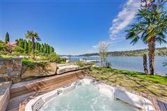 everyday oasis on Lake Sammamish luxury homes