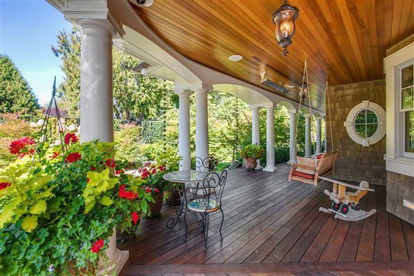 everyday oasis on Lake Sammamish luxury properties