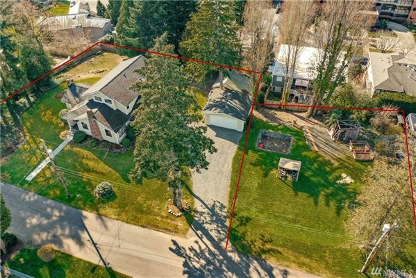 Luxury real estate once in a lifetime opportunity in downtown kirkland