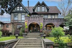 stately 1912 crown jewel of Capitol Hill  mansions