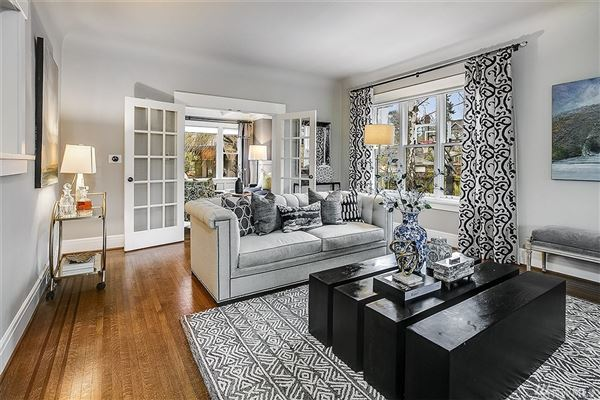 Luxury homes stately 1912 crown jewel of Capitol Hill