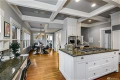 stately 1912 crown jewel of Capitol Hill  luxury real estate