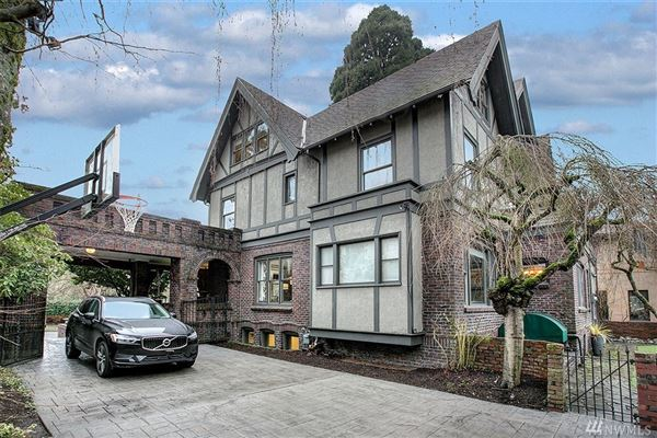 stately 1912 crown jewel of Capitol Hill  luxury properties