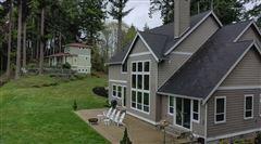 Luxury properties Fox Island sanctuary