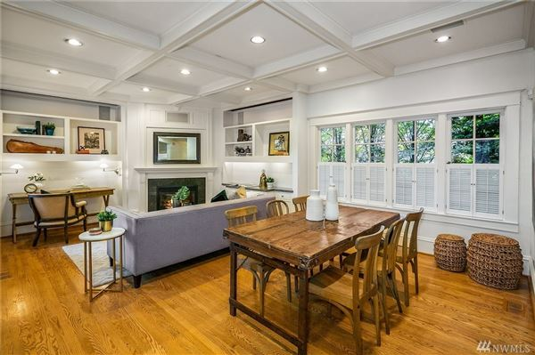 Luxury homes in impeccably restored 1908 Dutch Colonial