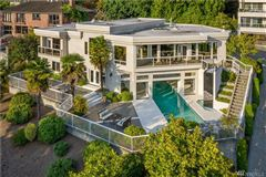 Architecturally significant contemporary home mansions
