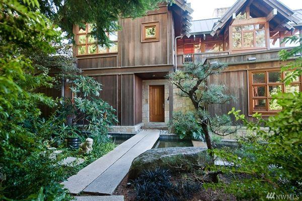 meditative gardens of asia inspired private estate luxury real estate
