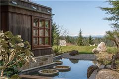 meditative gardens of asia inspired private estate luxury homes