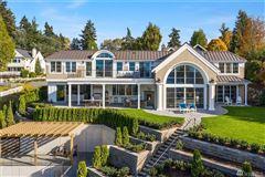 brand new Hamptons-inspired view estate luxury properties