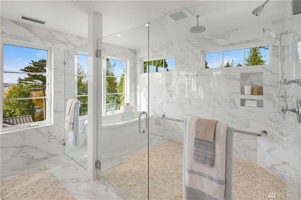 Luxury properties  brand new Hamptons-inspired view estate