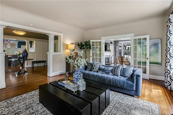 Luxury homes Exceptional and historical capitol hill