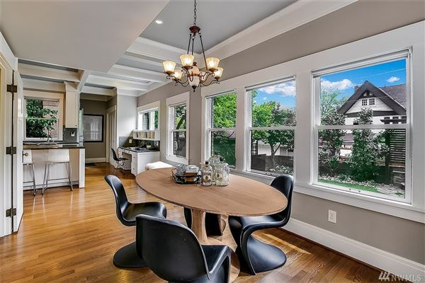 Luxury real estate Exceptional and historical capitol hill