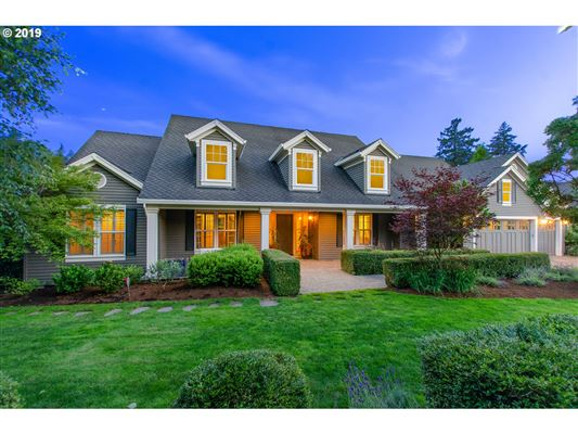 Portland Luxury Homes and Portland Luxury Real Estate