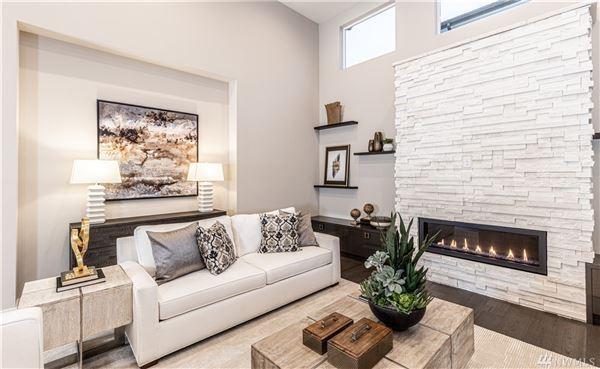 light and bright new custom home luxury properties