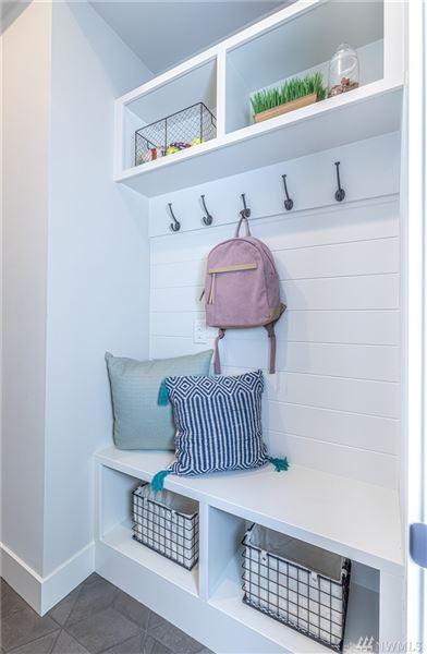 Luxury homes light and bright new custom home