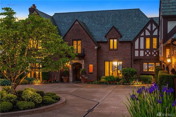 grand Tudor revival luxury properties