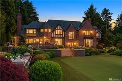 grand Tudor revival luxury real estate