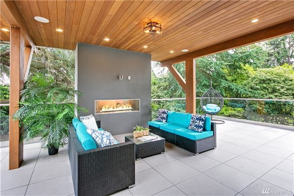 the ultimate urban Northwest Contemporary retreat luxury homes