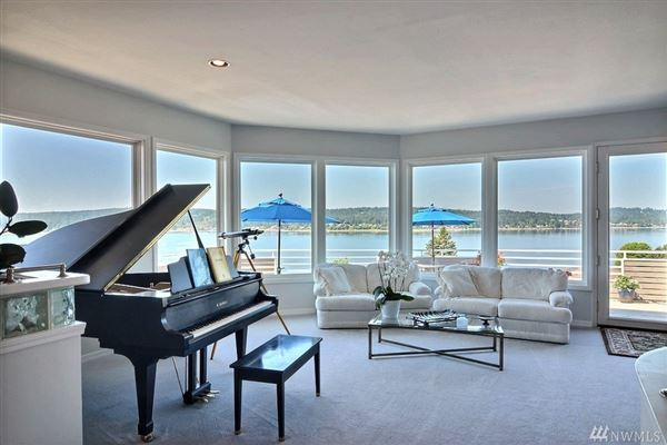 Experience sweeping views luxury real estate
