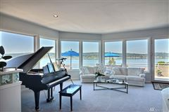 Luxury homes Experience sweeping views