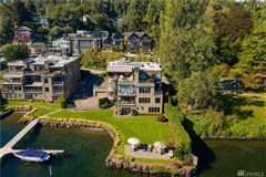 Luxury homes in SOPHISTICATED SEATTLE WATERFRONT WITH DEEDED BOAT SLIP
